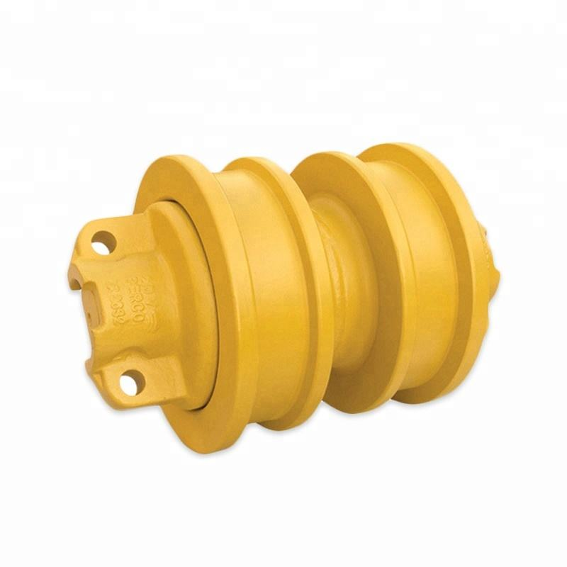 Construction Undercarriage spare parts high quality dozer cat D155 track roller for heavy equipment machinery