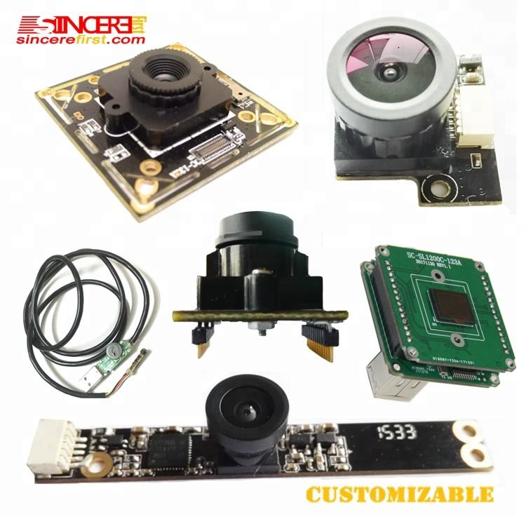Custom Design UVC Pcb Camera Board OEM 720P 1080P USB Camera ModuleとOV5640 OV2710 MI5140