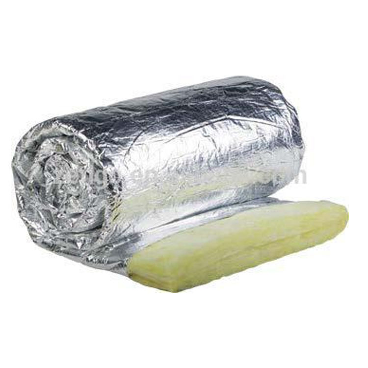 Aluminium jacket HVAC air systems flexible ducts SLEEVE insulation ventilation
