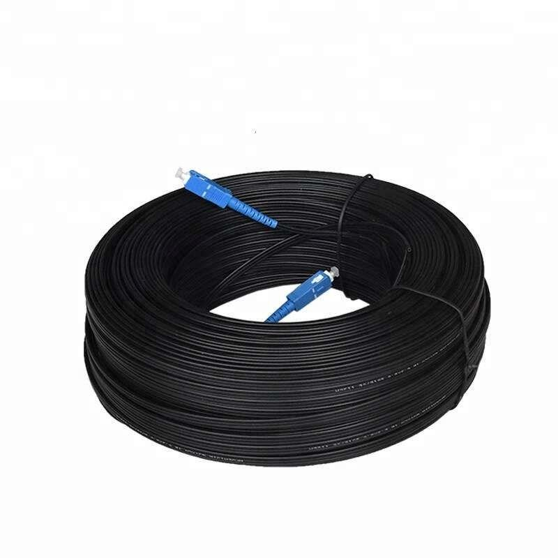 Ftth Fiber Optic Drop Shipping Dây G657A1 Simplex SM SC-SC Drop Shipping Cáp Vá Dây