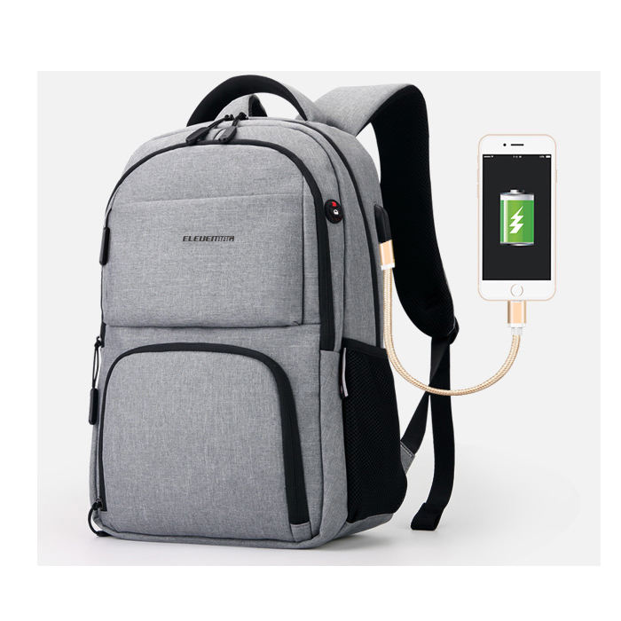 Best designer stylish laptop computer bags USB backpacks for women for 15.6 inch or 17 inch laptop