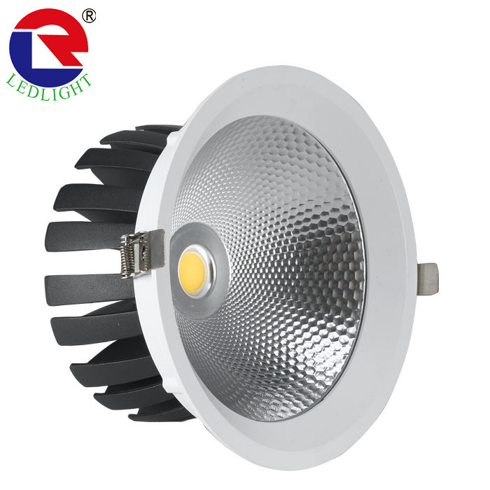 5 inch 6 inch led downlight cob 15 w 20 w 25 w 30 w 35 w 40 w cob downlight led שקוע