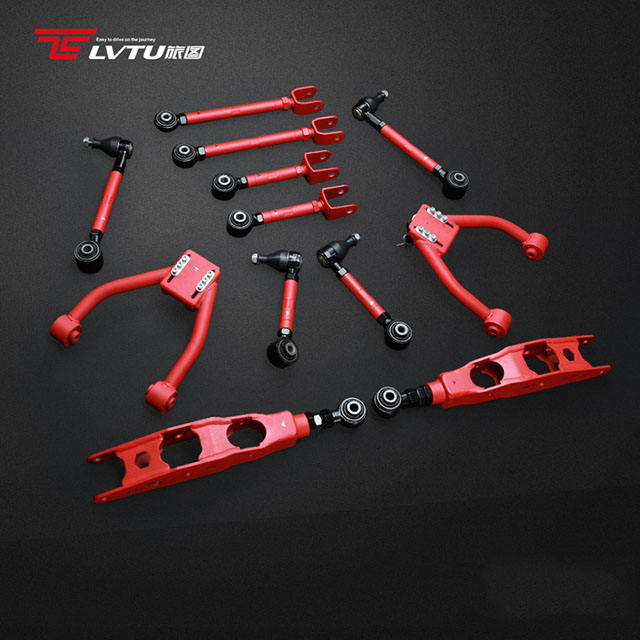 Car Auto Spare Parts Full Suspension System Replacing Control Arm Kit for Toyota Reiz Crown