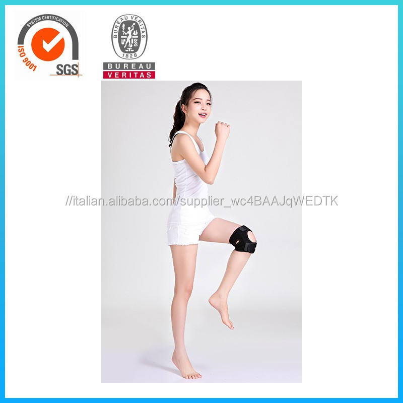 Neoprene patella knee strap ginocchio sport cintura