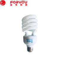 6000-10000h high quality 40w E27 Energy Saving Lighting half spiral full spiral CFL bulb/Compact Fluorescent Lamp