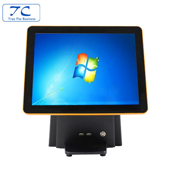 New pos design 15 inch touch screen pos equipment / pos computer / pos device