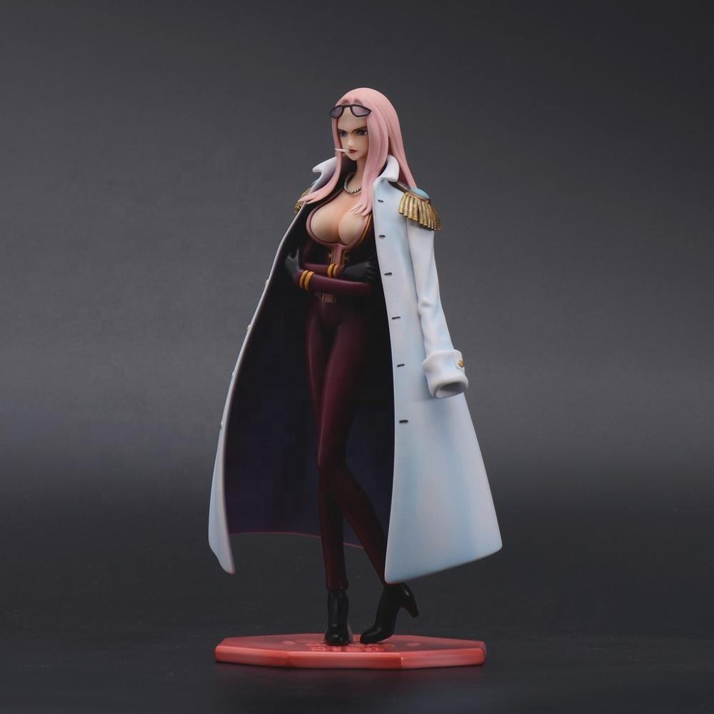 Kustom Laut Laksamana Resin Model Kit Figure One Piece Model untuk Koleksi