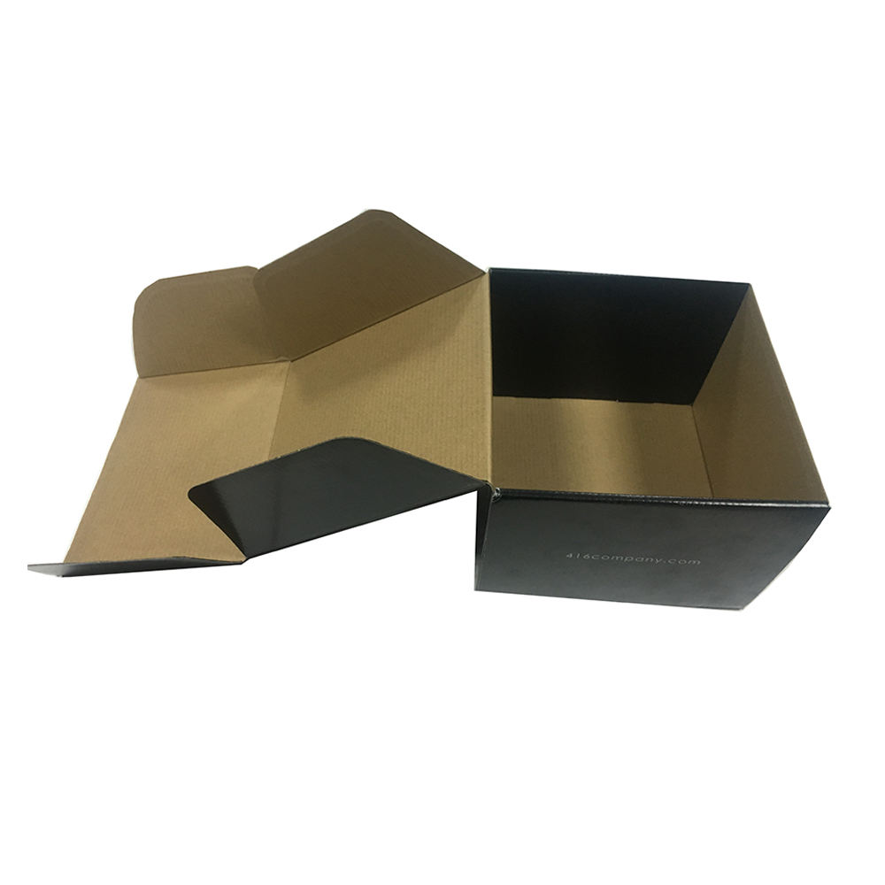 Custom Made Foldable OEM Shipping Box for Computer Component Packaging