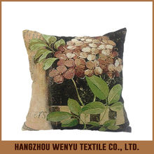 PLUS Square New Wonderful Flower Sofa Seat Cushion Cover Replacement