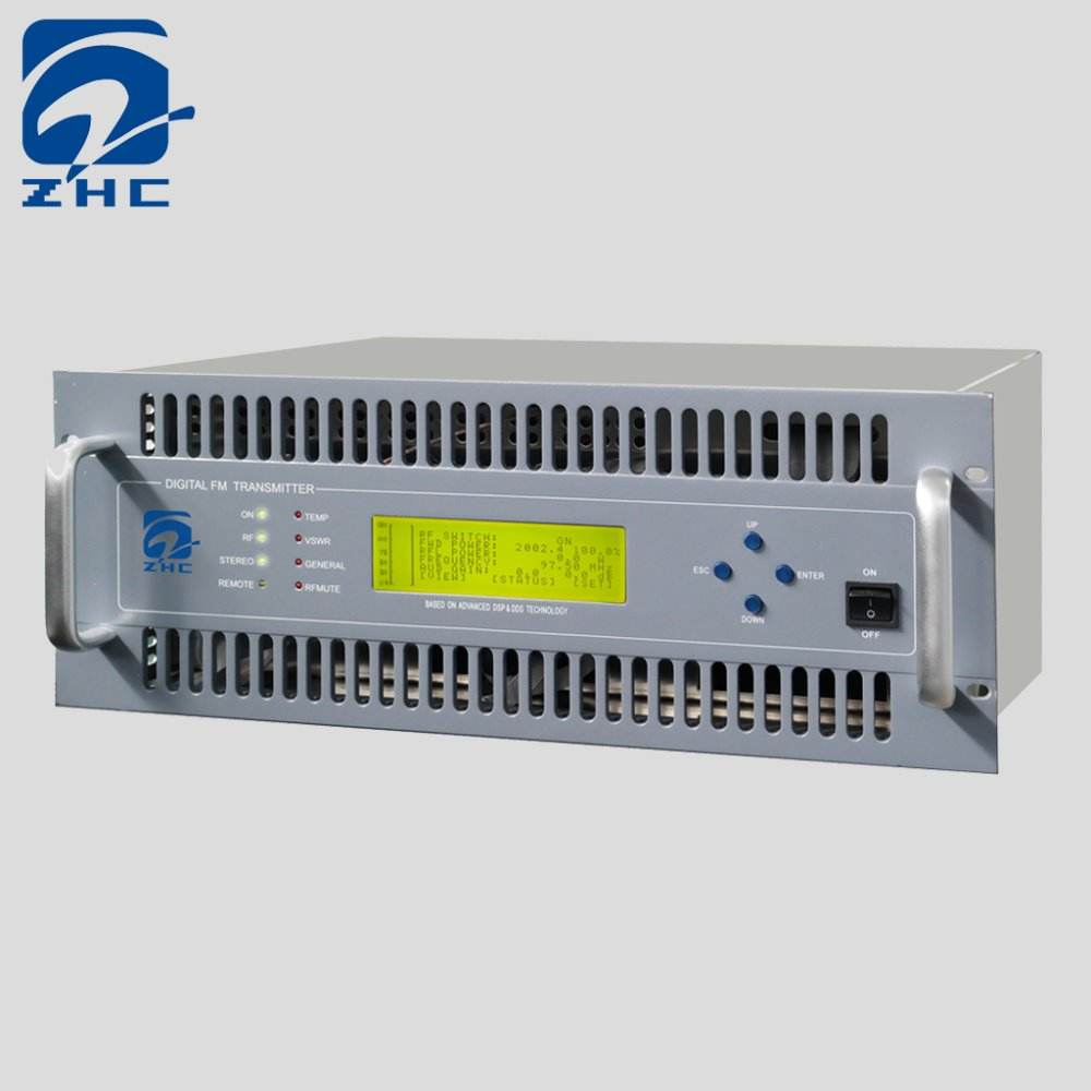 2KW Compact FM Transmitter for Radio Station IN STOCK