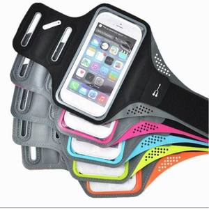 New design Ultrathin sports armband for iPhone 7 mobile phone accessories running armband