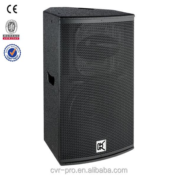 Rugged+portable live sound+15 inch+tb speaker