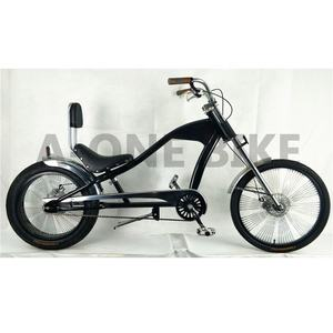 2020 Mens Chopper Motor 26Inch Adult Staal Chopper Fiets
