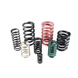 Large size hot rolled compression springs for truck