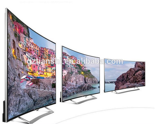 "Full HD 3D 4K 90 ""<span class=keywords><strong>tv</strong></span> led con touch android smart curvo 1080P led <span class=keywords><strong>tv</strong></span>"