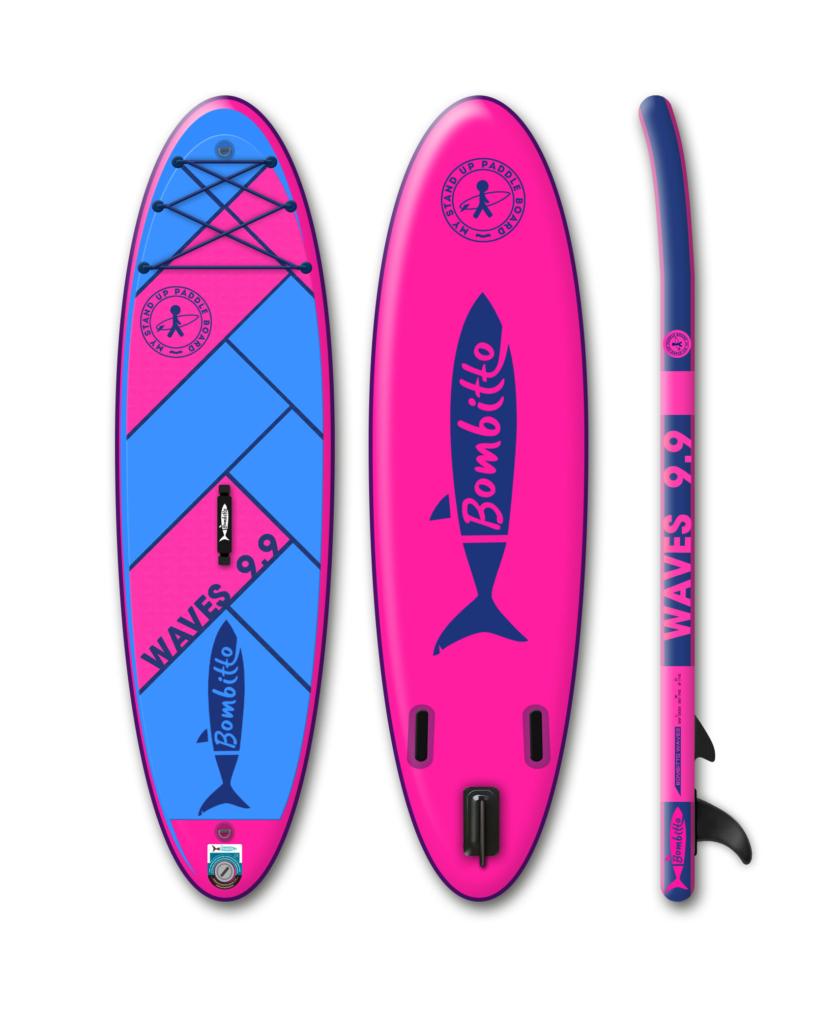 Bán Buôn Inflatable Sup Paddleboard Standup <span class=keywords><strong>Yoga</strong></span> Board