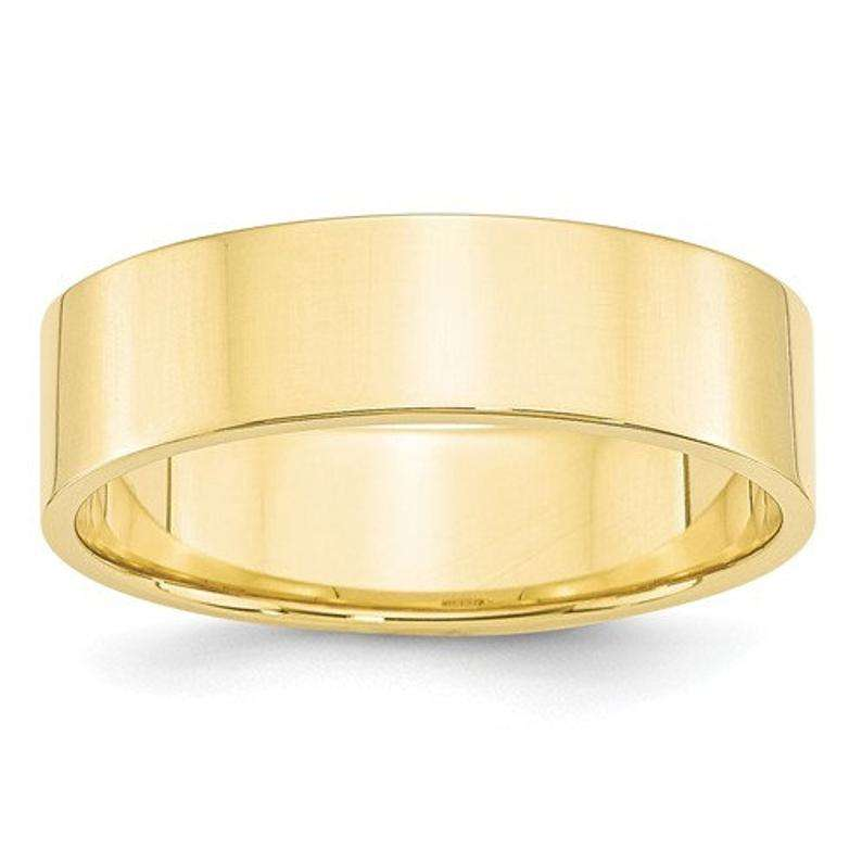 Staal 2mm 3mm 4mm 5mm 6mm 8mm Brede Platte Mens Wedding Band