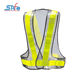 Self-protective Down Vest Factory Price Cheap Working Tool Reflective Security Vests For Sale