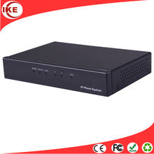 IKE mini IP phone system 2 FXO or 1 FXO 1 FXS GSM optional