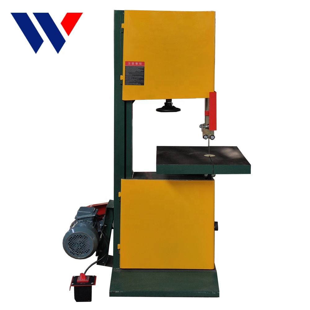 "Industrial electric woodworking 18"" wood cutting vertical band saw machine"