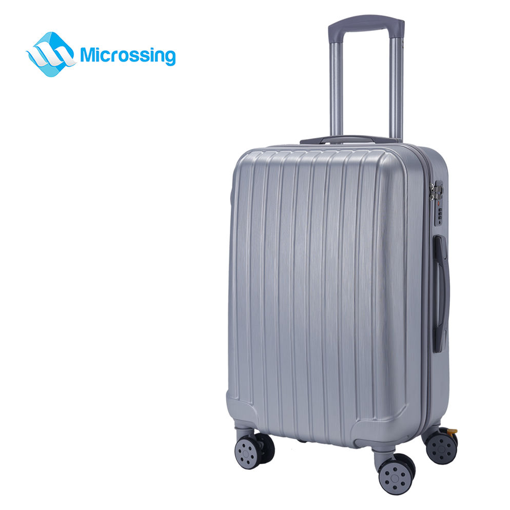 2019 Nieuwste bagage model 3 pcs ABS trolley bagage set koffer set
