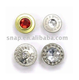 Metal Replacement Jeans Buttons Kit