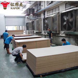 Colourful high quality cheap price melamine particle board in sale