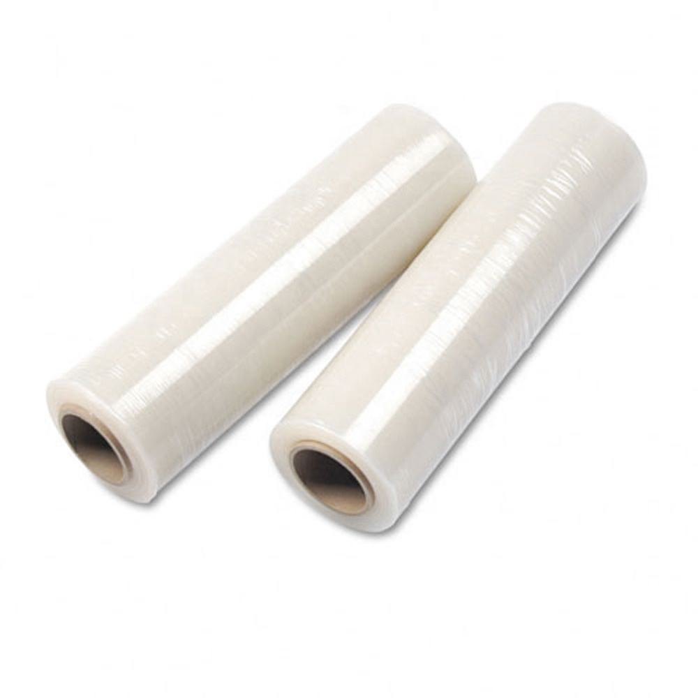 customized transparent lldpe soft crystal clear shrink wrap cling film for packing