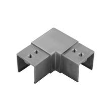Stainless Steel Pipe Corner Connectors Square Tube Joint