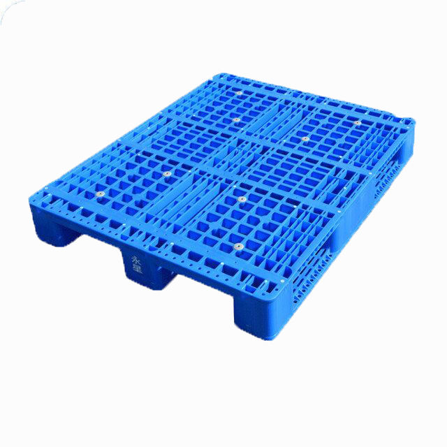 Qingdao Single Face Plastic 100% Virgin HDPE Pallet