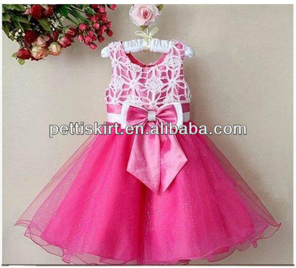 2013 Wholesale Baby Girls chiffon dresses for party for Kids