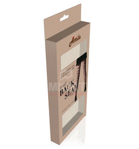 Garment Packaging Box Hosiery Paperboard Packaging Box
