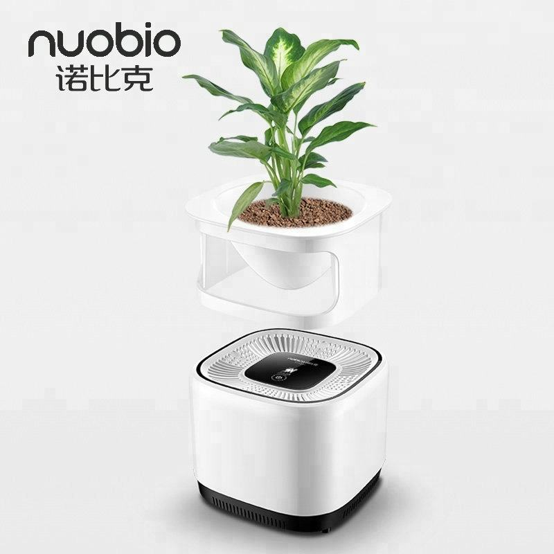 New Smart Micro-ecology Green Plant Cultivation Office Home Air Purifier