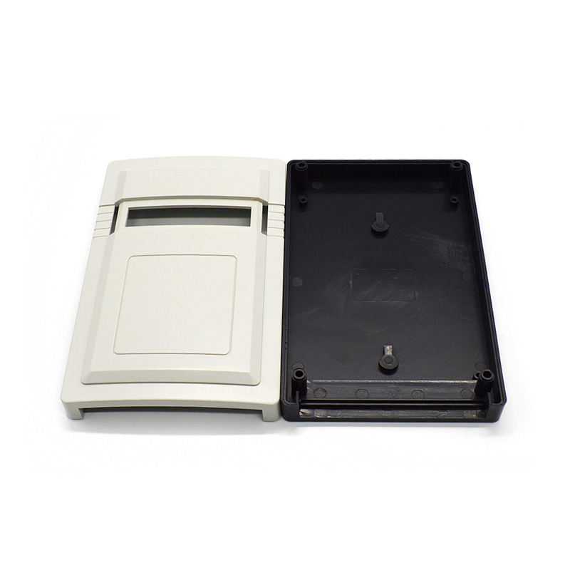 Housing Door Access control Split Type Screw Lock Box Plastic Electronic Enclosure Multi Card Reader