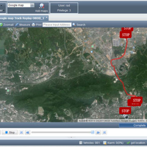 Real time tracking afstandsbediening motor start gps tracking software imei nummer tracking locatie