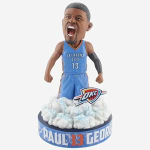 Los Angeles Clippers Leonard En Pg Custom Hars Bobbleheads