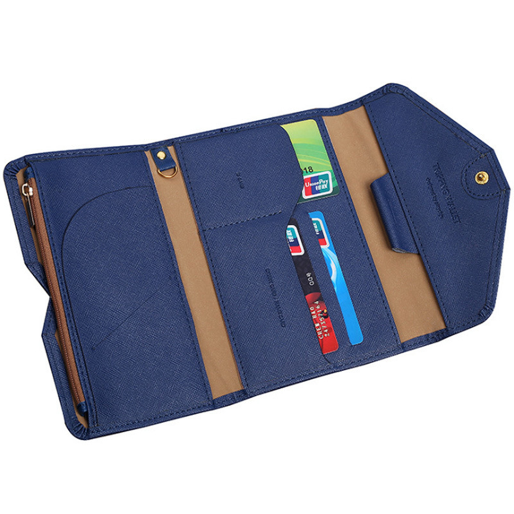 Wholesale Travel Document Organizer Wallet For Passport, ID card ,Ticket ,Pen