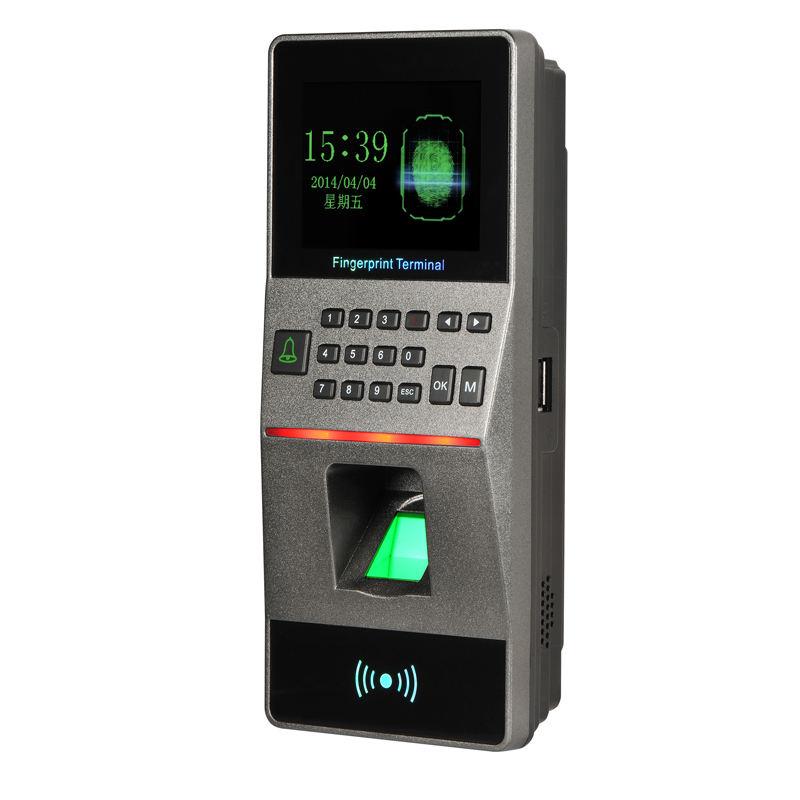 Горячие продажи Access Control System отпечатков пальцев пароль smart card
