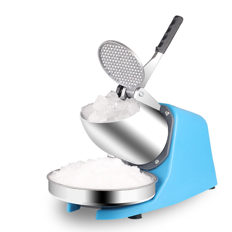 industrial mini electric crush ice maker for home snow block ice crusher shaver swan shaved ice machines