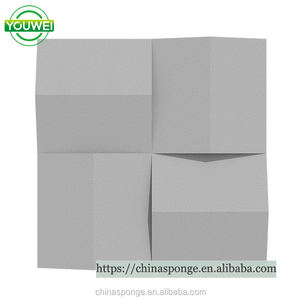 2018 New Type Acoustic Flocking Foam for Sound Proof Walls