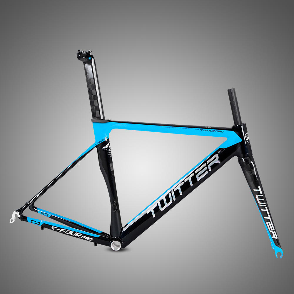Custom / No Name Available AL7005 Road Bicycle Frame Aluminum in Bicycle Frame