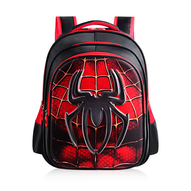 Cool Cartoon 3D EVA Heroes Boys school bag,kids back pack