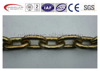 G70 transport chain commonly used in load binding, towing and logging.