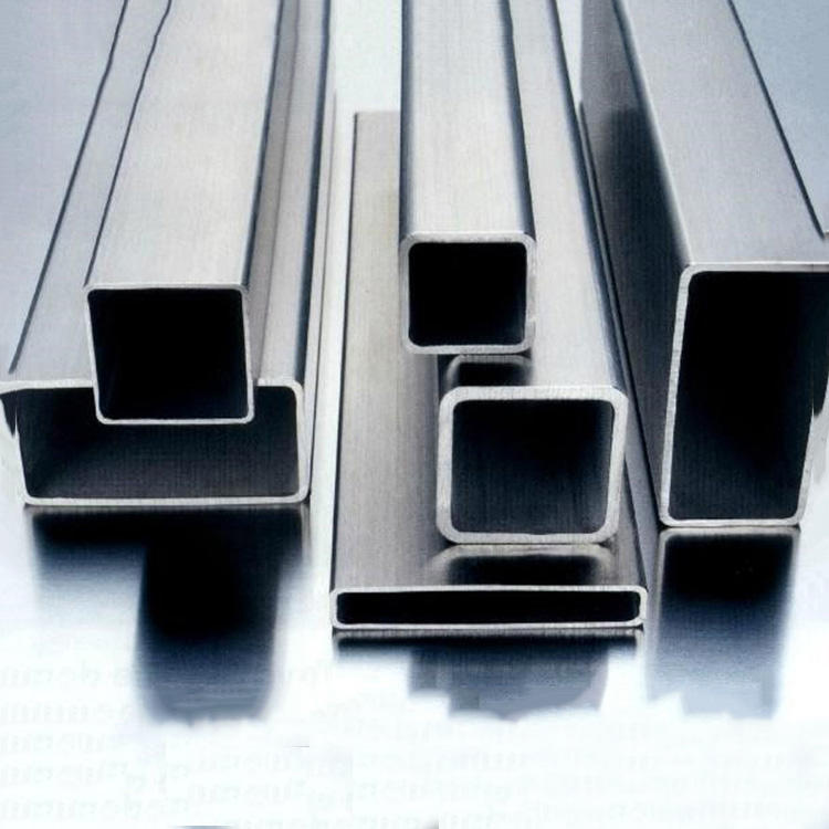 High Quality Black Ms Square Steel Tube/pipe