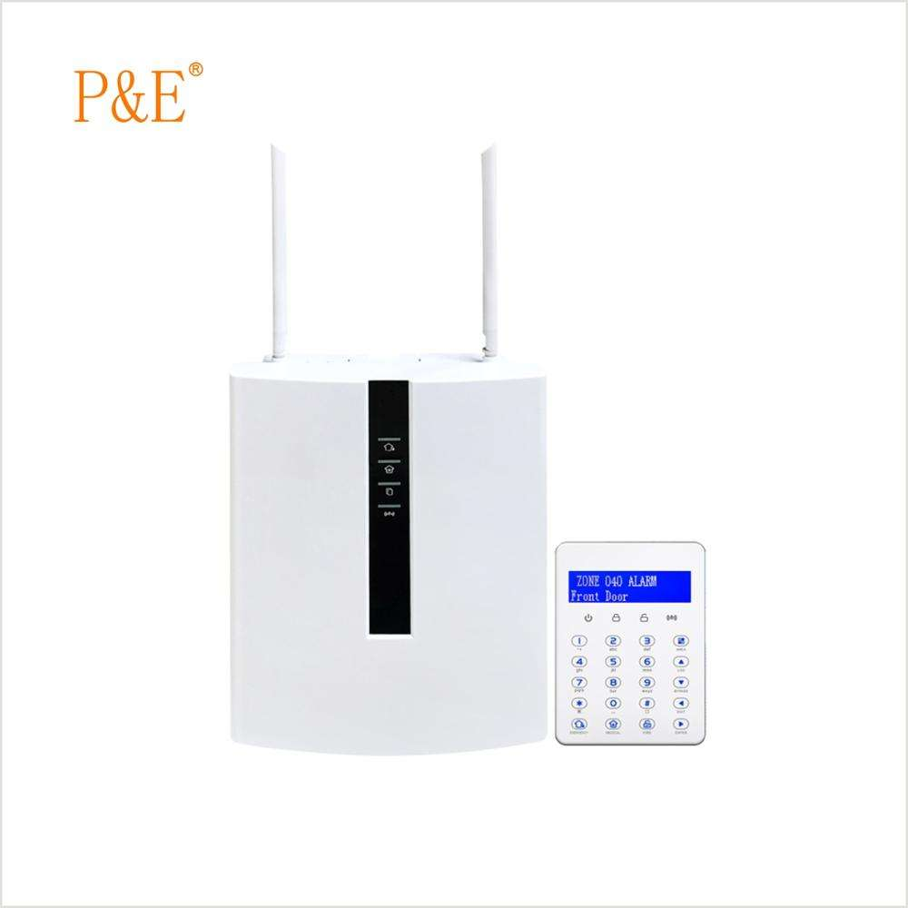 FC-7688Plus 3 IN Network IP GPRS PSTN Home Anti Theft Professional Alarm System