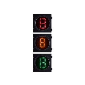 LED Traffic Light Countdown Timer CE