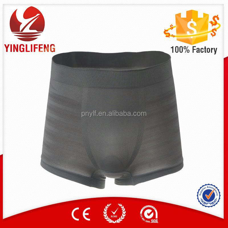 2019 YingLiFeng hombres sexy hanes ropa interior productor
