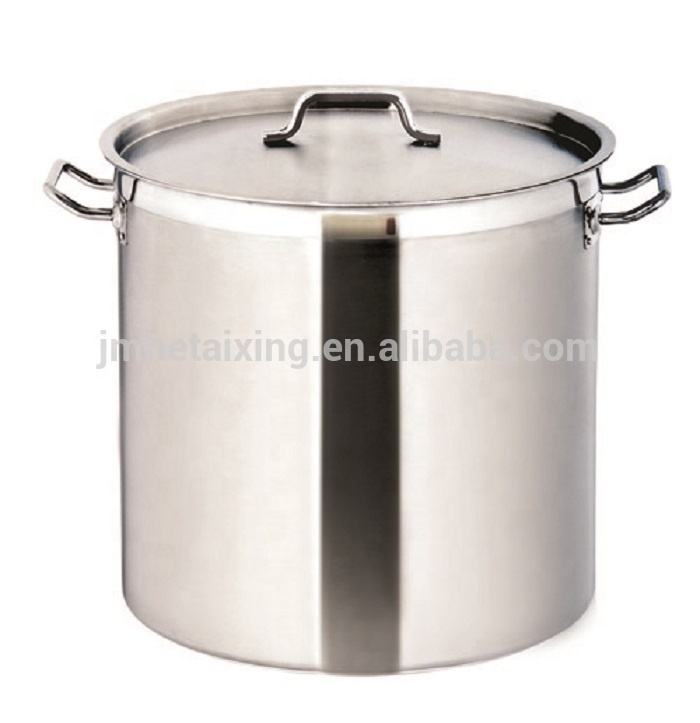 Hotel&Restaurant Commercial Stainless Steel Stockpot/ Stock Pot