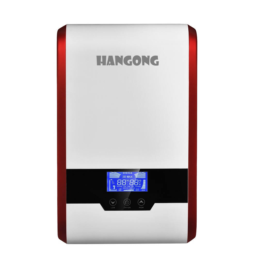 portable stainless steel tankless hot water heater