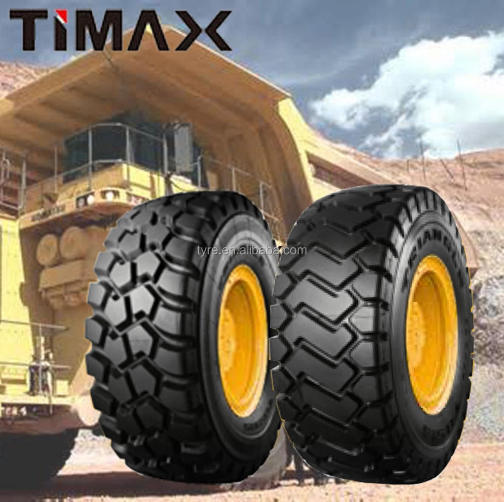 China Driehoek/Advance/Hilo Fabrikant Hoge kwaliteit Radial dumper OTR TIRE 17.5R15 20.5R15 23.5R15 26.5R15 29.5R13